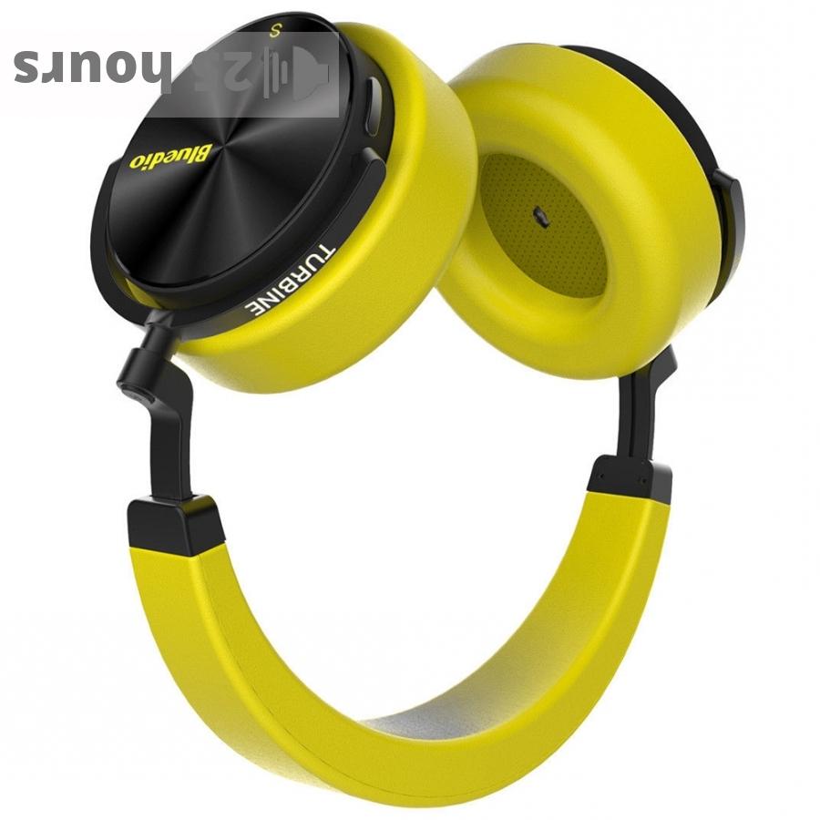 Bluedio T5S wireless headphones