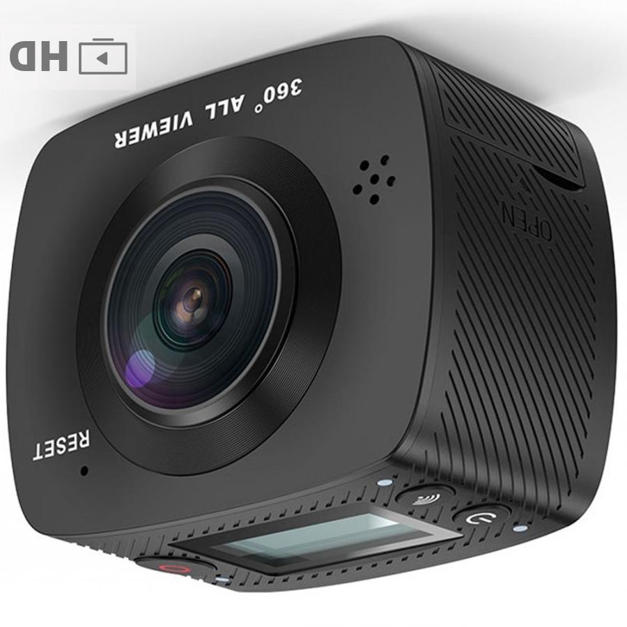 MGCOOL CAM360 action camera