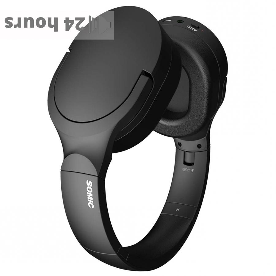 Somic SC2000 wireless headphones