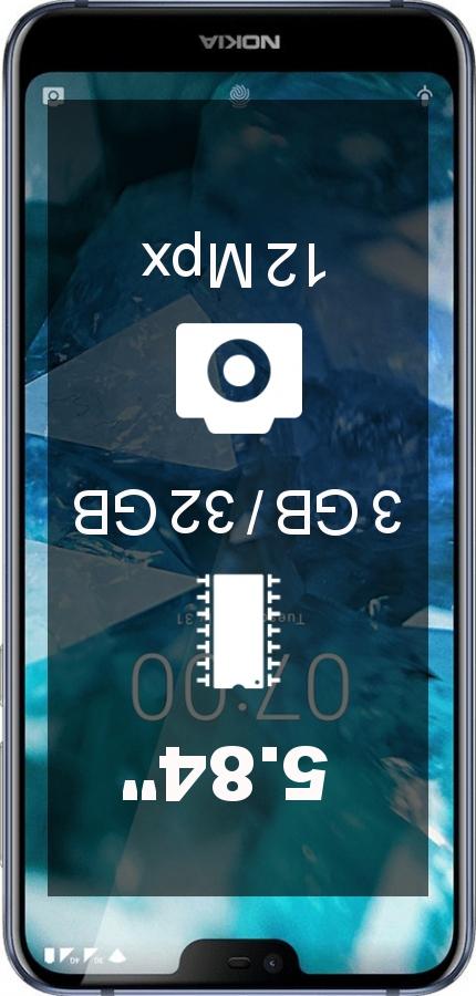 Nokia 7.1 TA-1100 3GB 32GB smartphone