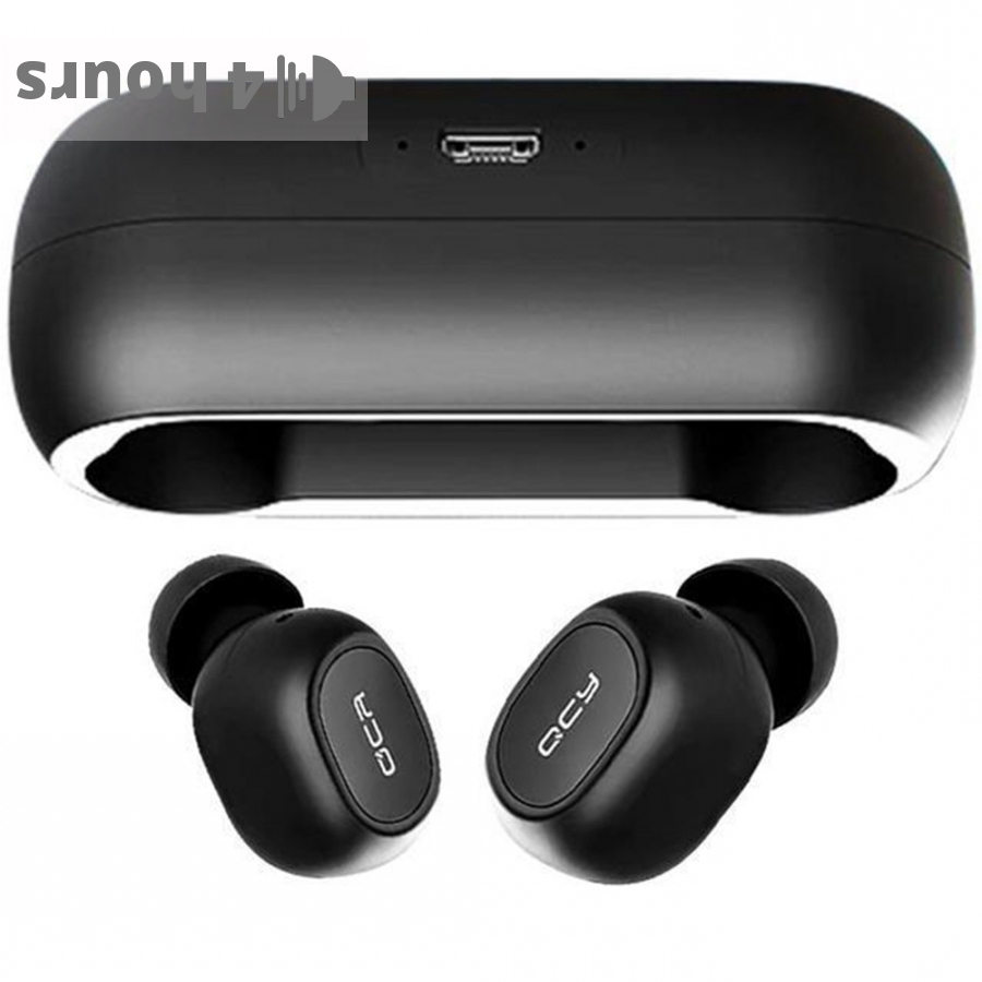 QCY T1C wireless earphones