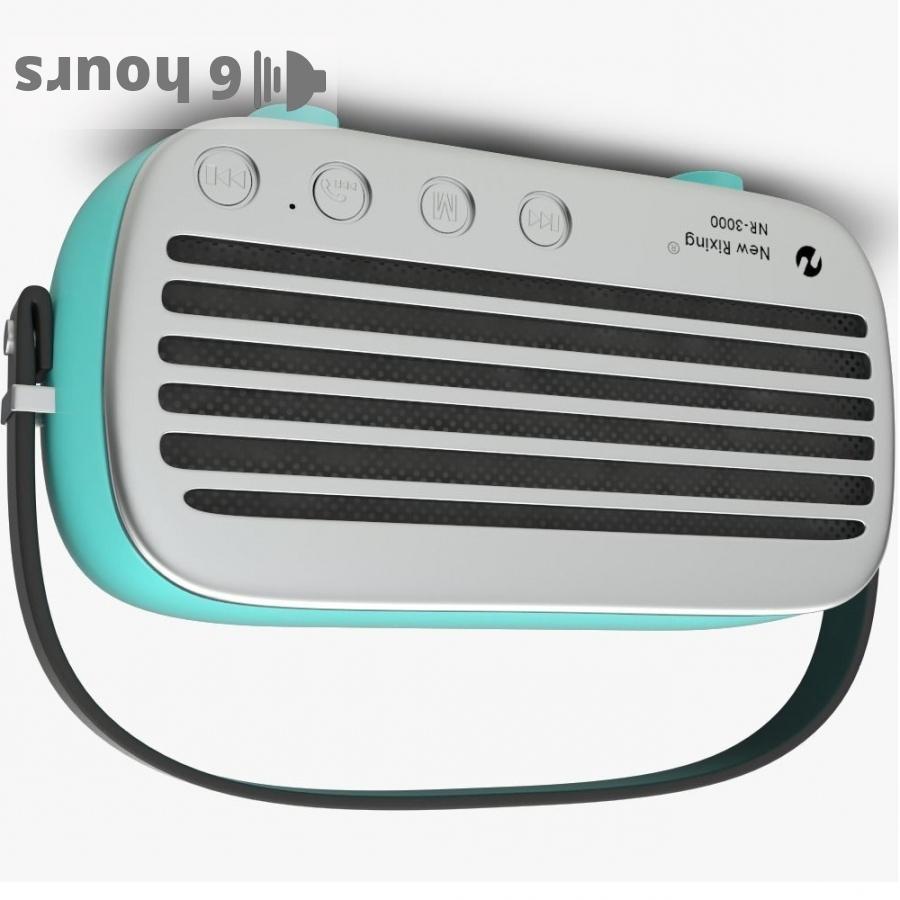 New Rixing NR-3000 portable speaker