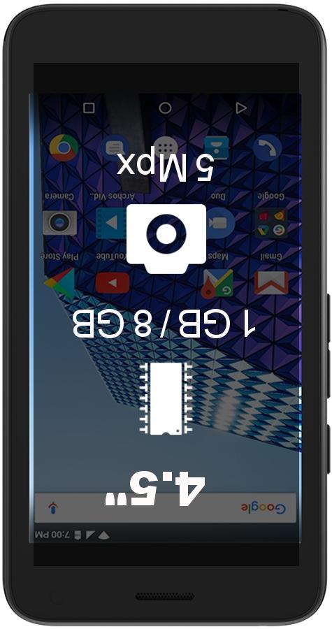 Archos 45 Access 4G smartphone