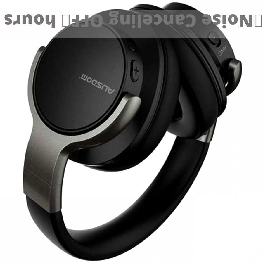Ausdom ANC8 wireless headphones