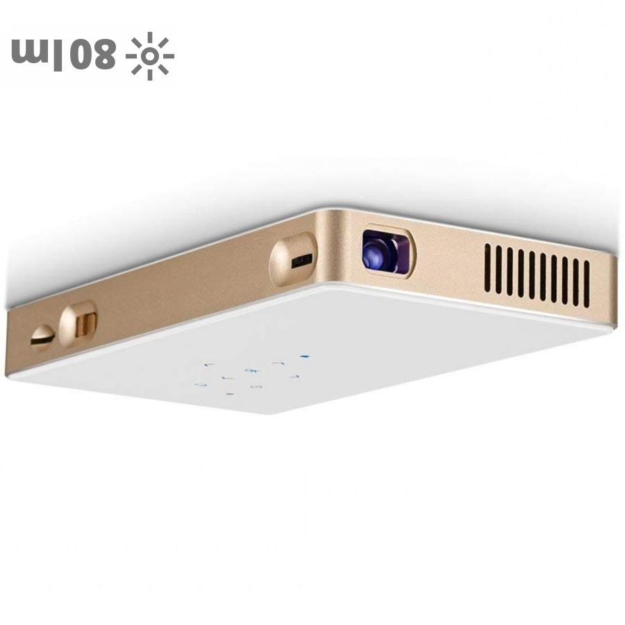 Orimag P8 portable projector