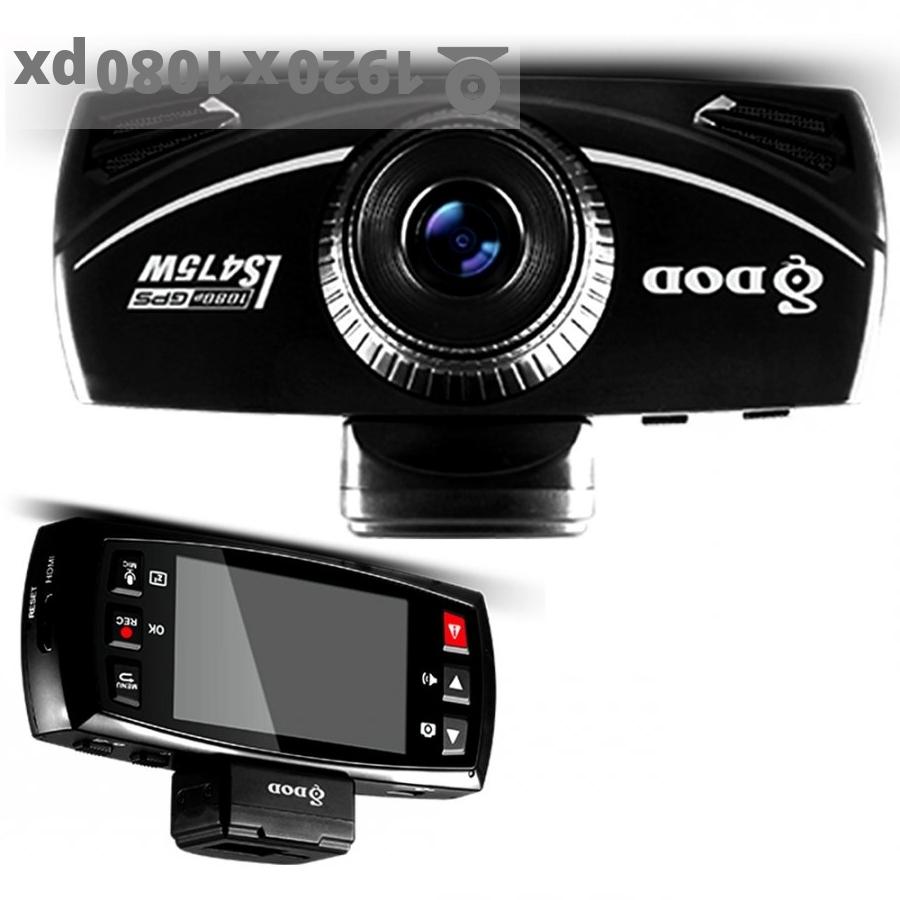 DOD LS475W Dash cam