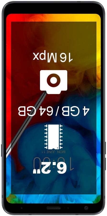 LG Q Stylus Plus smartphone