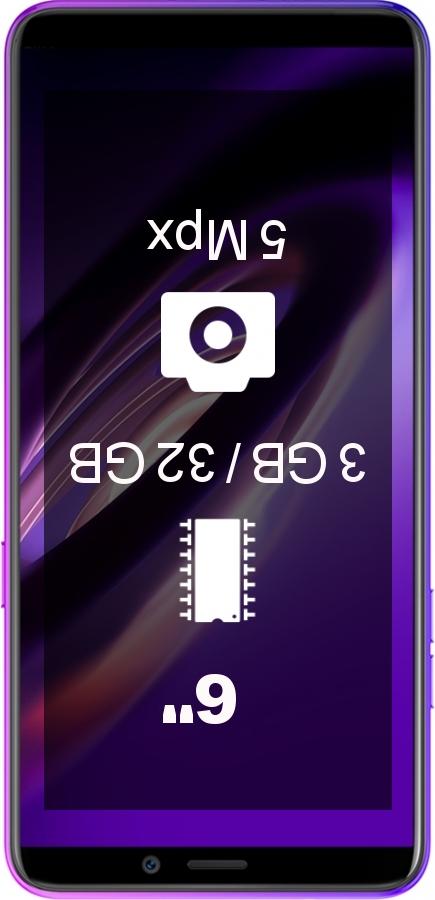 Ulefone P6000 Plus 3GB 32GB smartphone