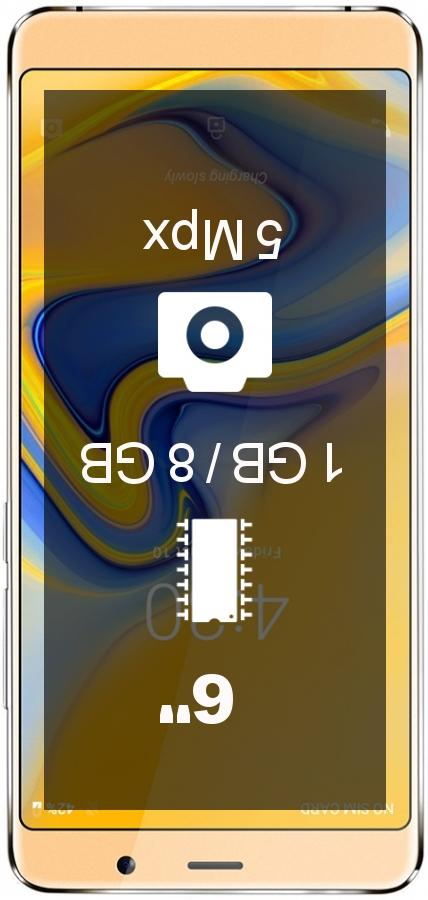 Xgody Y27 smartphone