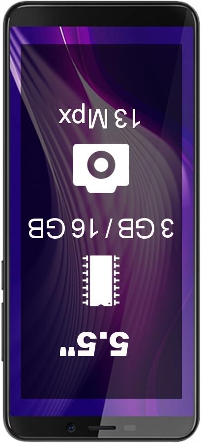 Cubot Nova smartphone