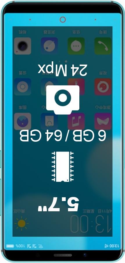 Nubia Z18 Mini 6GB 64GB | Antutu benchmark score