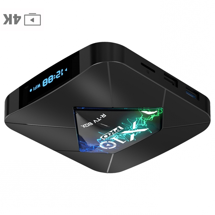 R-TV BOX X10 PRO 4GB 32GB TV box