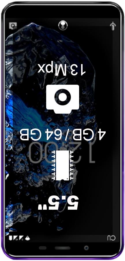 OUKITEL U25 Pro smartphone
