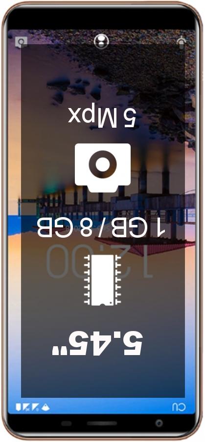 OUKITEL C11 smartphone