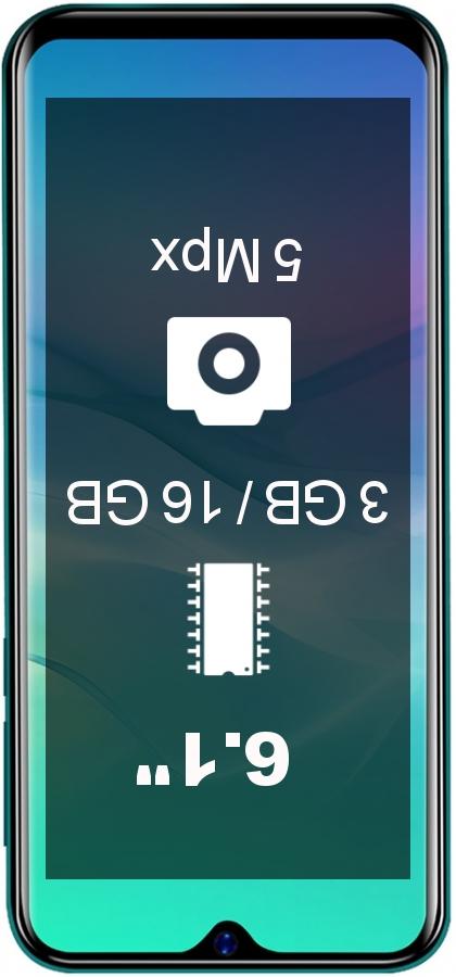 Blackview A60 Pro smartphone