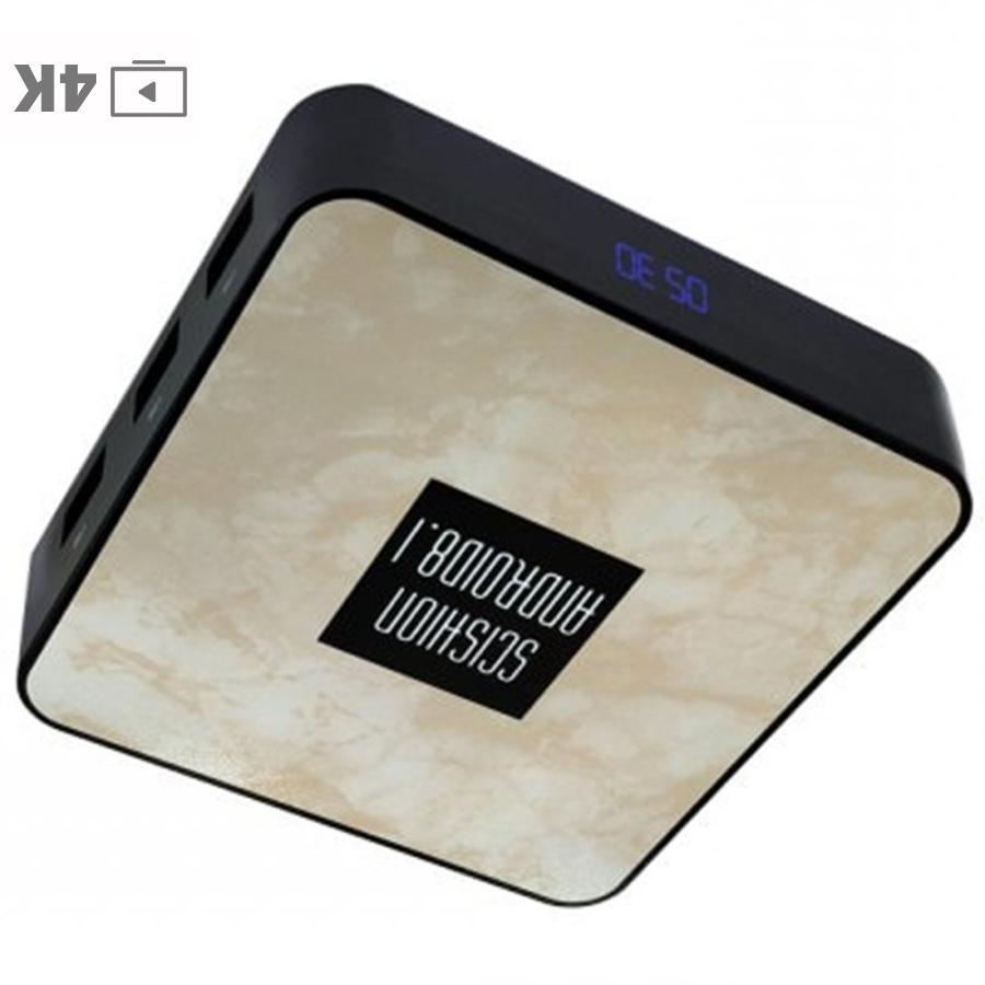 SCISHION RX4B 4GB 32GB TV box