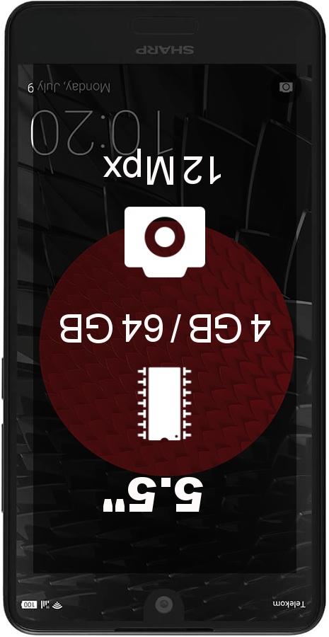 Sharp Aquos C10 | Antutu benchmark score