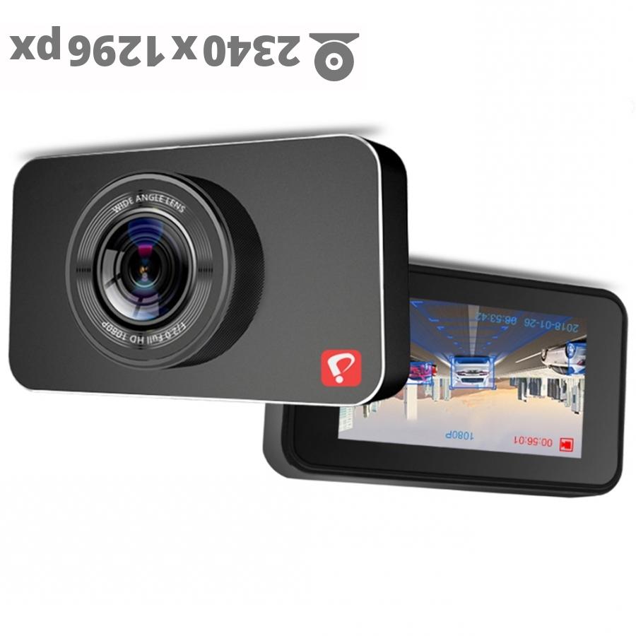 Junsun H9 Plus Dash cam