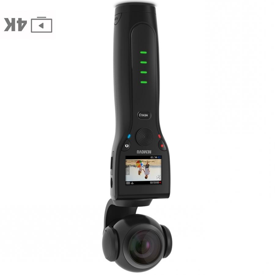 REMOVU K1 action camera