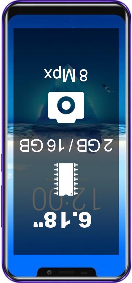 OUKITEL C12 smartphone