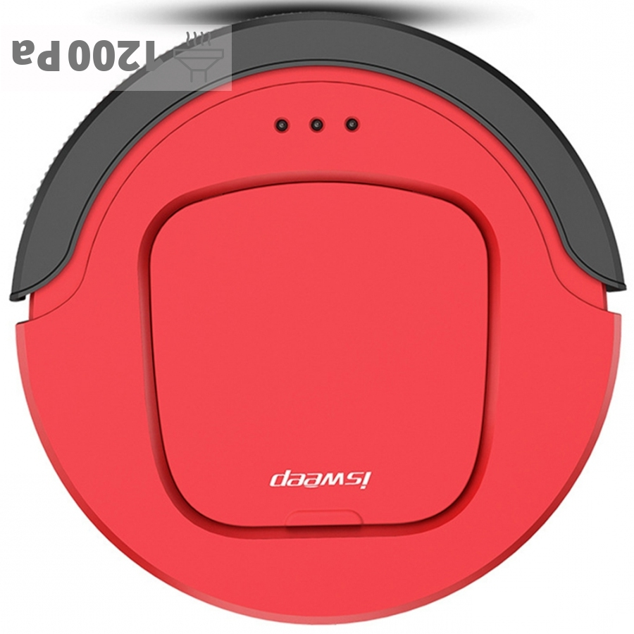 ISWEEP S550 robot vacuum cleaner
