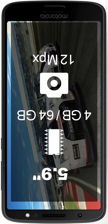 Motorola Moto G6 Plus 4GB XT1926-5 smartphone