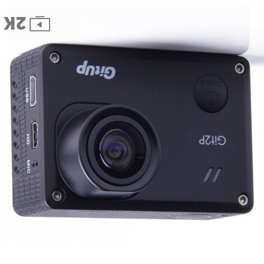 GitUp Git2P action camera