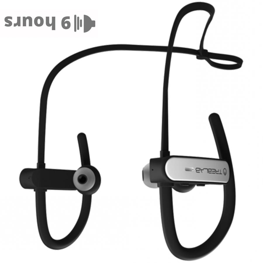 TREBLAB XR800 wireless earphones