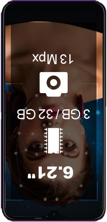 Centric G5 smartphone