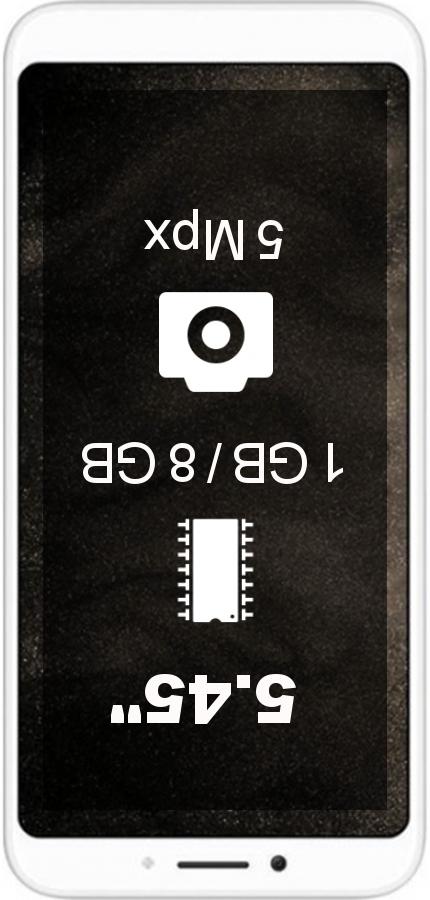 DEXP BS155 smartphone