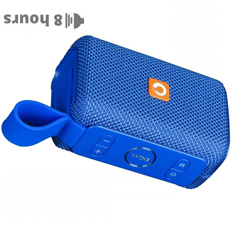 DOSS E-go portable speaker