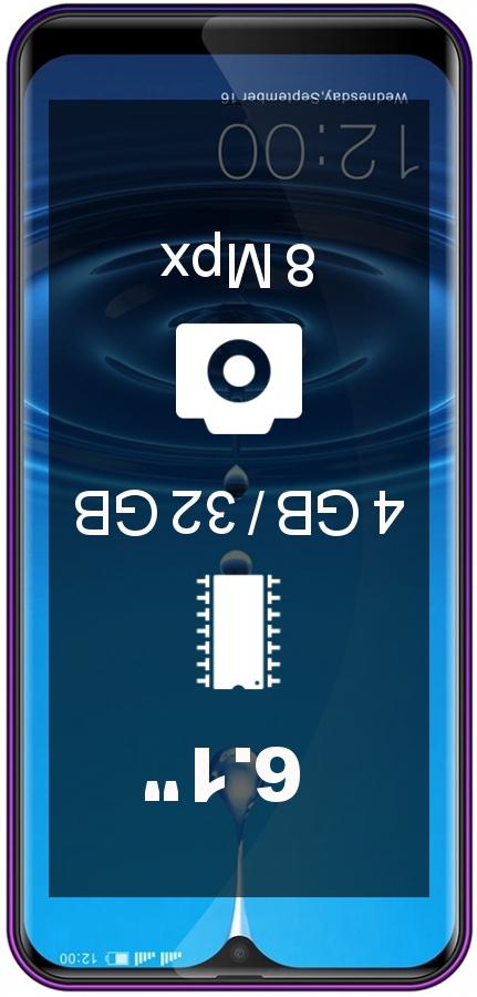 Leagoo M13 smartphone