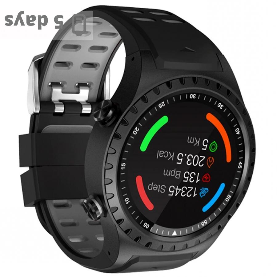 LEMFO M1S smart watch