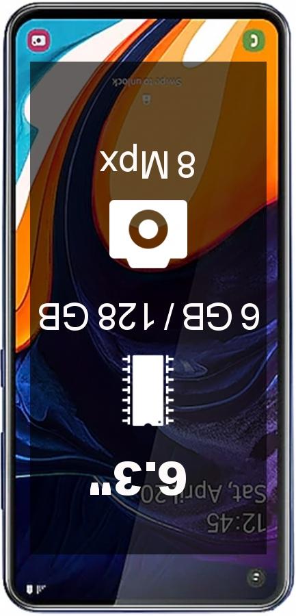Samsung Galaxy A60 GLOBAL SM-A606F/DS smartphone