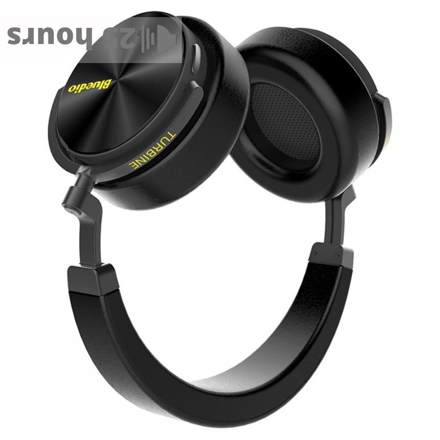 Bluedio T5 wireless headphones