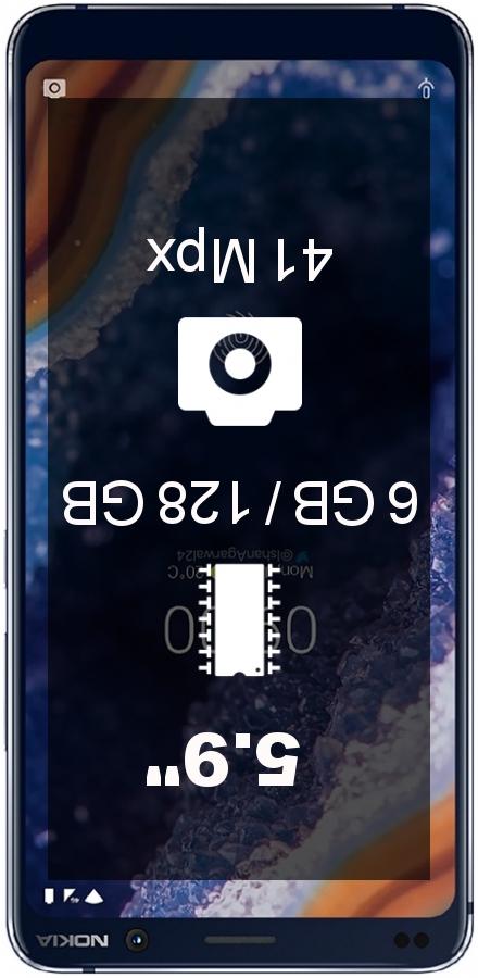 Nokia 9 6GB 128GB smartphone