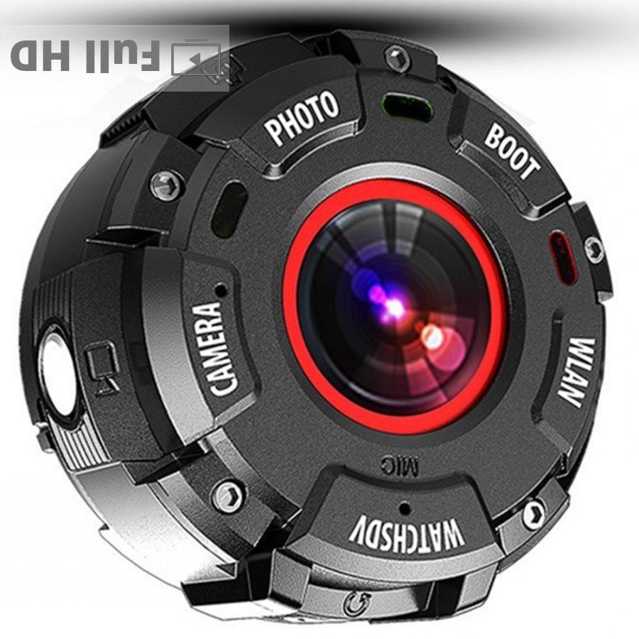 ZGPAX S222 action camera