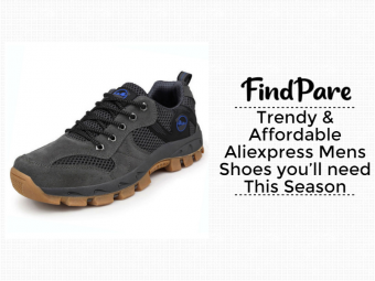 Trendy & Affordable Aliexpress Mens Shoes you'll need This Season