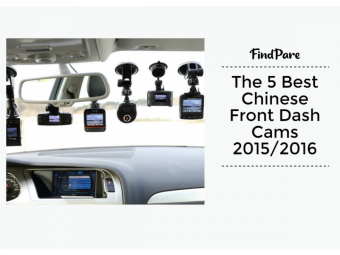 The 5 Best Chinese Front Dash Cams 2015/2016