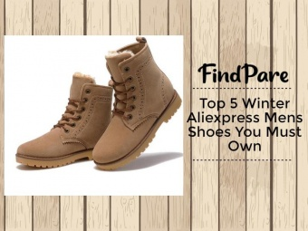 Top 5 Winter Aliexpress Mens Shoes You Must Own