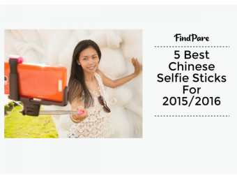 5 Best Chinese Selfie Sticks For 2015/2016