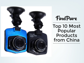 Top 10 Most Popular Products from China