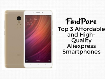 Top 3 Affordable and High-Quality Aliexpress Smartphones