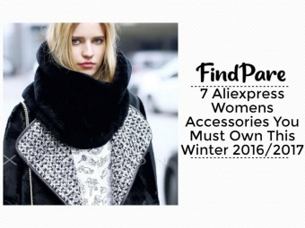 7 Aliexpress Womens Accessories You Must Own This Winter 2016/2017