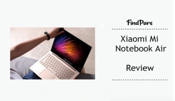 Xiaomi Mi Notebook Air Review