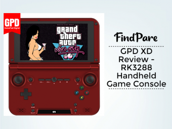 GPD XD Review - RK3288 Handheld Game Console