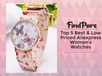 Top 5 Best & Low Priced Aliexpress Women's Watches