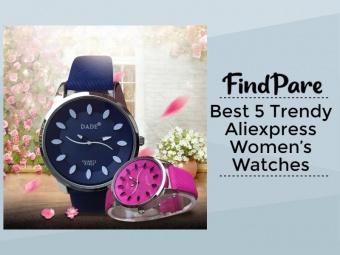 Best 5 Trendy Aliexpress Women's Watches