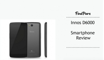 Innos D6000 Smartphone Review