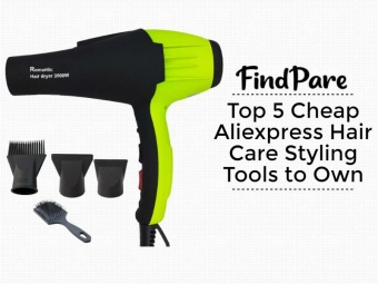 Top 5 Cheap Aliexpress Hair Care Styling Tools to Own
